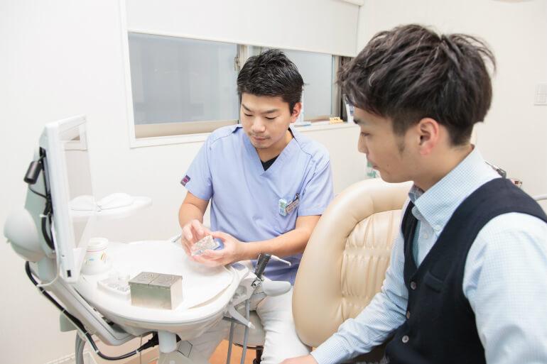 インプラント治療について